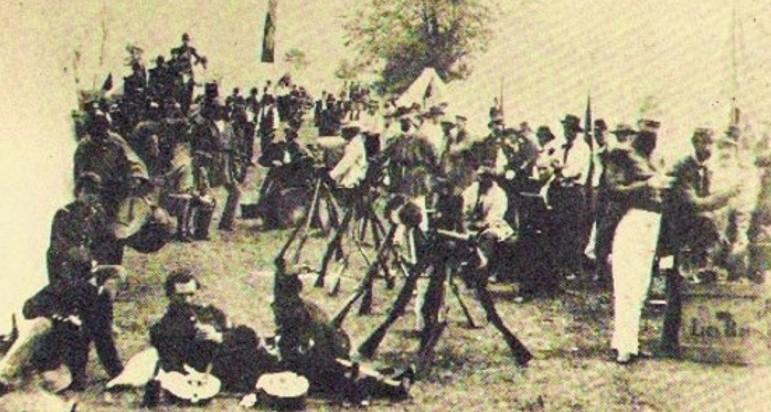 1st Cavalry Regiment (1855)