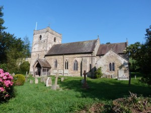 Munslow Parish Church of St Michael