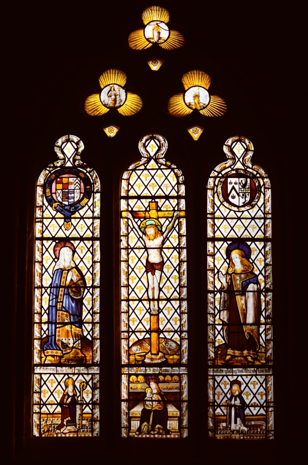 StMichaels church stained glass
